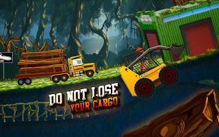 Forest Truck Simulator Offroad & Log Truck Games v3.39