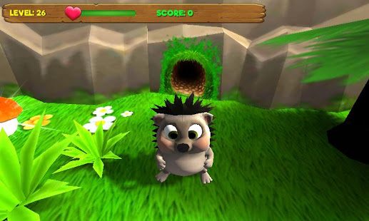 Hedgehog goes home v1.40