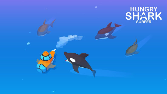 Hungry Shark Surfer v1.0.1