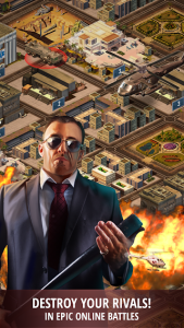 تصویر محیط Mafia Empire: City of Crime v5.0