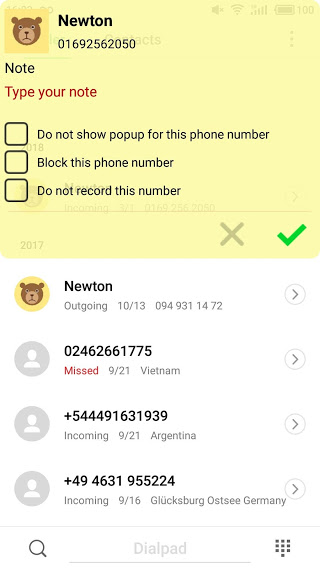 PRO Robot Note Call Recorder v7.0.6