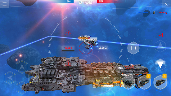 Planet Commander Online: Space ships galaxy game v1.19.262