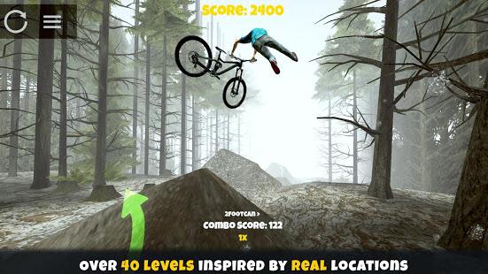 Shred! 2 – Freeride Mountain Biking v1.30 + data
