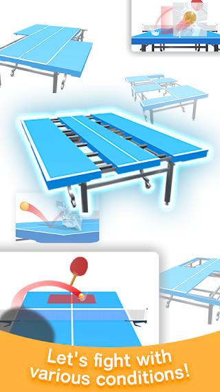 Table Tennis 3D Virtual World Tour Ping Pong Pro v1.0.34