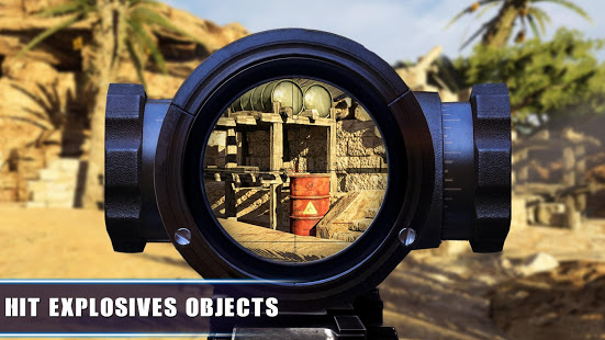 US Army Sniper Alpha Squad v1.15