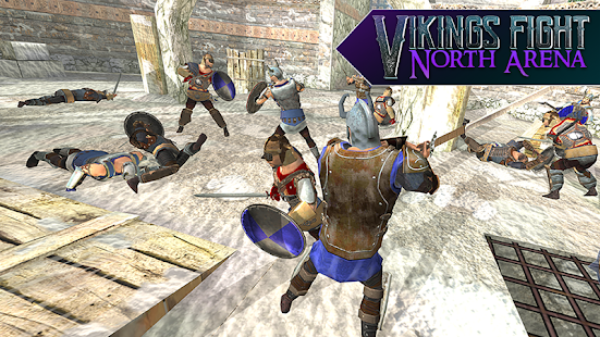 Vikings Fight: North Arena v2.6.0