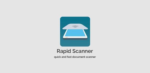 Rapid Scanner – Photo Scan, PDF Scanner v4.1.f
