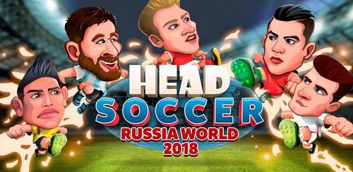 Head Soccer Russia Cup 2018: World Football League v4.1.1