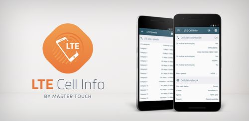 LTE Cell Info: Network Analyzer, WiFi Connection v1.1.5