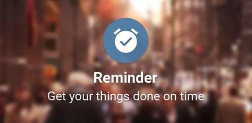 Reminder Pro v2.6.8