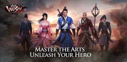 Age of Wushu Dynasty v16.0.0