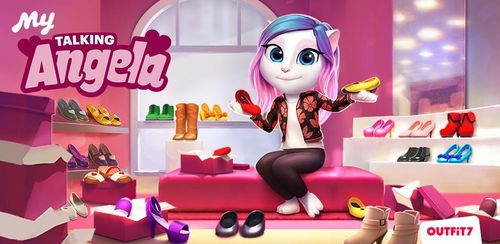 My Talking Angela v3.9.2.170