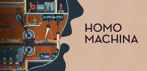 Homo Machina v1.3.0 + data