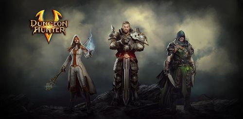 Dungeon Hunter 5 – Action RPG v3.7.0m