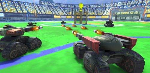 Clash of Tanks Battle Arena v1.3