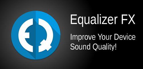 Equalizer FX. Pro v3.3.2