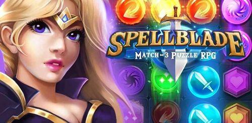 Spellblade: Match-3 Puzzle RPG v0.9.17