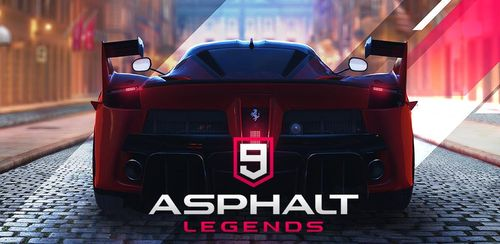 Asphalt 9: Legends v1.0.1a + data