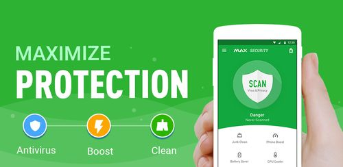 Virus Cleaner – Antivirus, Booster (MAX Security) v1.6.8