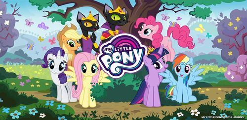 MY LITTLE PONY: Magic Princess v4.4.0f