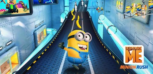 Minion Rush: Despicable Me Official Game v5.6.0i