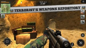 تصویر محیط The Glorious Resolve: Journey To Peace – Army Game v1.9.9 + data