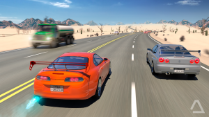 تصویر محیط Driving Zone 2 v0.8.7.5 + data