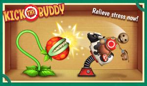 تصویر محیط Kick the Buddy v1.0.6