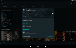 تصویر محیط Yatse: Kodi remote control and cast v9.3.0