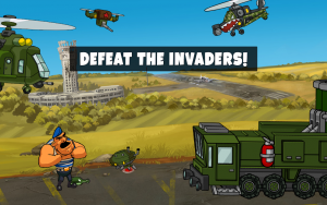 تصویر محیط The Last Outpost v2.3.6
