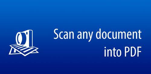 SharpScan Pro: PDF doc scanner v1.2.60
