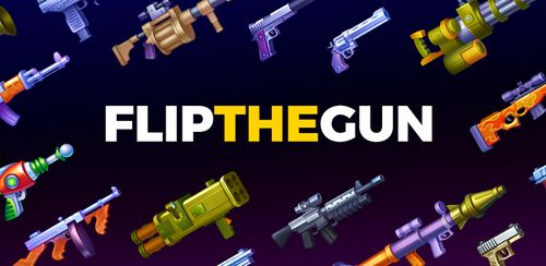 Flip the Gun Simulator Game v1.1