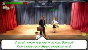 تصویر محیط School Days v1.200