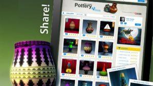 تصویر محیط Let's Create! Pottery v1.80