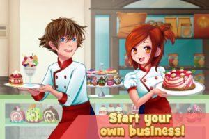 تصویر محیط Dessert Chain: Café Waitress & Restaurant Chef v0.8.29