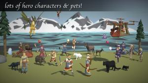 تصویر محیط Viking Village v8.5