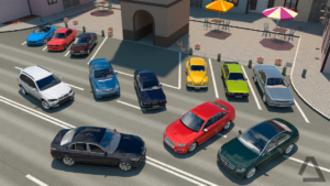 تصویر محیط Driving Zone: Germany v1.19.373