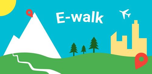E-walk – Offline maps v1.0.50