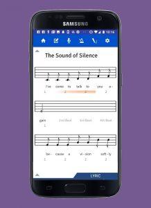 تصویر محیط Lyric Notepad – Write Song Lyrics, Poetry, & Rap v1.94