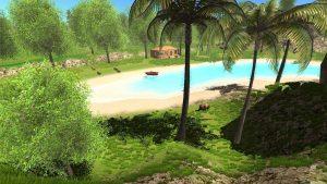 تصویر محیط Ocean Is Home: Survival Island v3.3.0.8