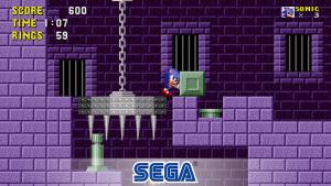 تصویر محیط Sonic the Hedgehog™ Classic v3.4.0
