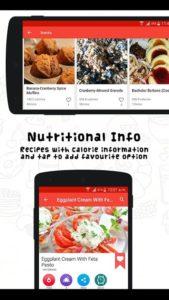 تصویر محیط Kitchen Book : All Recipes v26.1.0