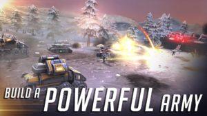 تصویر محیط League of War: Mercenaries v9.8.6
