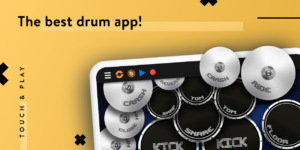تصویر محیط Real Drum – The Best Drums Pads Sim – Get Lessons v9.8.6