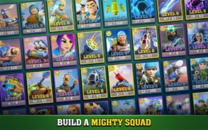 تصویر محیط Mighty Battles v1.6.2