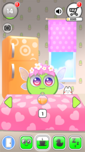 تصویر محیط My Chu – Virtual Pet v1.5.3