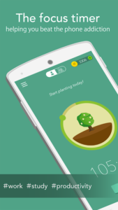 تصویر محیط Forest: Stay focused v4.35.1
