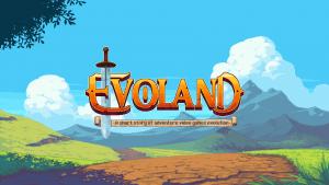 تصویر محیط Evoland v1.7.7