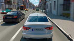 تصویر محیط Driving Zone: Germany v1.19.31