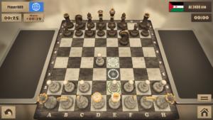 تصویر محیط Real Chess v3.12